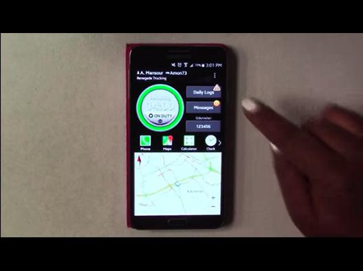 Demo - BigRoad Mobile App