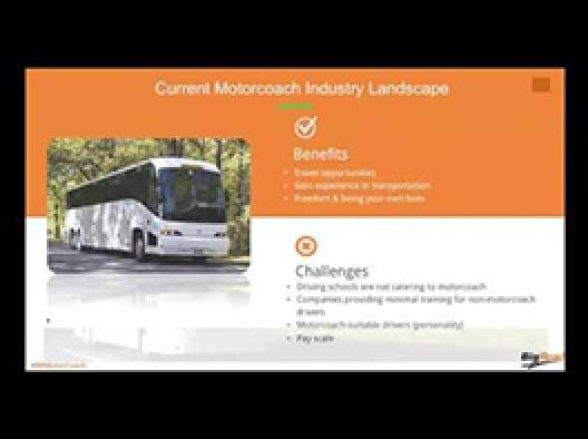 Maximizing Motorcoach Operations