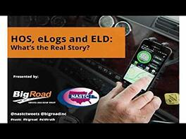 HOS, eLogs & ELD: What's the Real Story?
