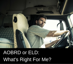 AOBRD or ELD: What's Right For Me Webinar