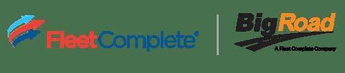 BigRoad And Fleet Complete Logos