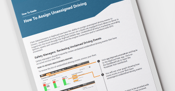 Download the How to Assign Unassigned Driving Guide