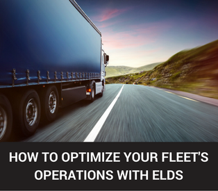 Optimize Operations with ELDs Webinar