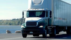 WAT Supplies Transport Truck
