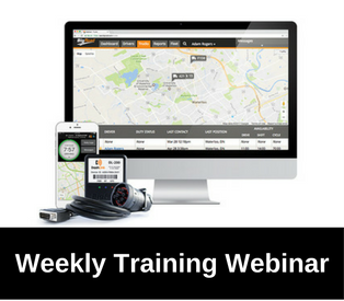 Register for our weekly training webinars