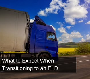 What to Expect When Transitioning to an ELD