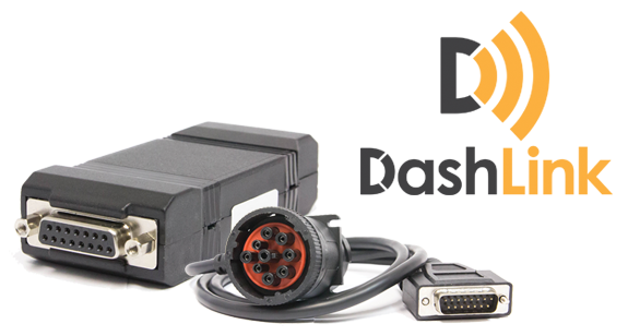 DashLink Device and logo