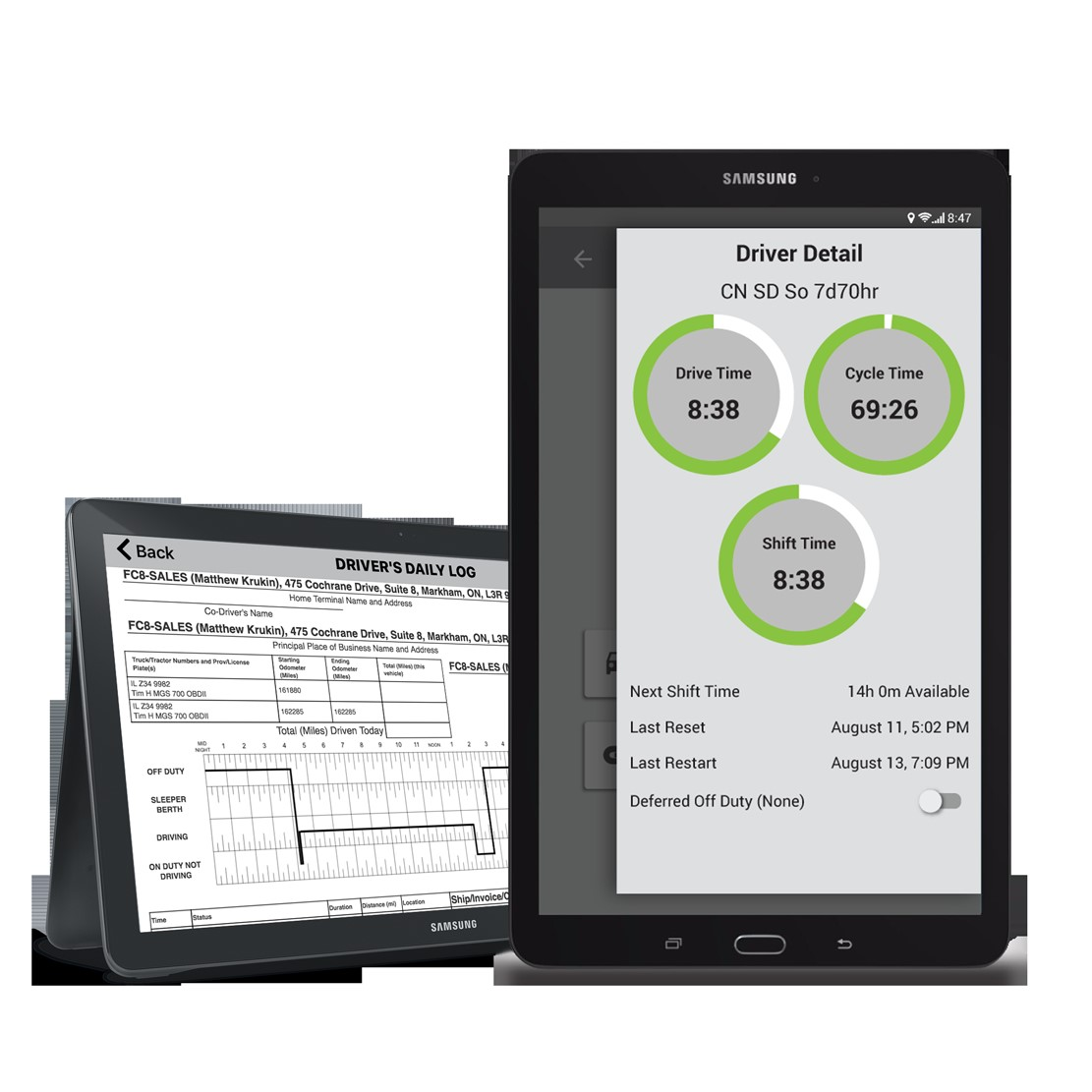 ELDs Pulling Double Duty for California-Based Motor Carriers