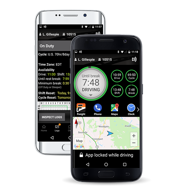 Free Electronic Logbook + Affordable ELD Compliance » BigRoad