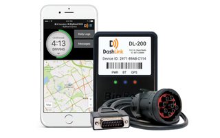 BigRoad Dash Link ELD Self-Certified, Listed on FMCSA Registry