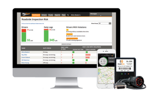 Full Circle TMS Integrates with BigRoad's DashLink Electronic Logging Device (ELD) to Help Their Customers Meet the ELD Mandate